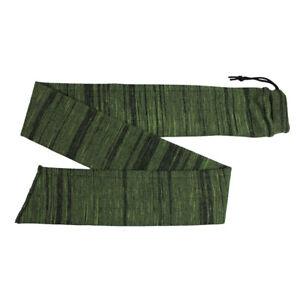 Silicone Treated Gun Sock Rifle Shotgun Protective Sleeves Gun Non-Slip Covers