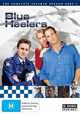Blue Heelers : Season 7 : Part 1 (DVD, 2008, 6 -Disc Set)