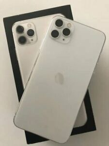 Apple iPhone 11 Pro - 256GB - Silver (Unlocked) A2160 (CDMA + GSM)