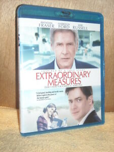 Extraordinary Measures (Blu-ray Disc, 2010)