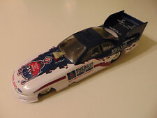 RACING CHAMPIONS 1997 SCOTT WEIS SHERWIN WILLIAMS FORD MUSTANG FUNNY CAR 1:24