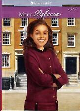 Meet Rebecca by Jacqueline Dembar Greene (2009, Trade Paperback)