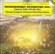 Tchaikovsky: Ouverture 1812; Capriccio italien; Marche slave (CD, DG Deutsche...