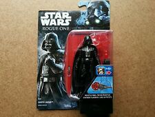 "Star Wars Rogue One Darth Vader 3.75 "" Action Figure Moc Wave 2"