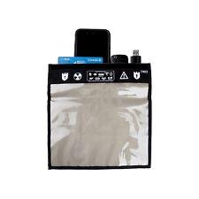 "Strongur EMP Blackout bag 8 x 8 1/2"", Blocks Cell Phone, RFID, GPS, WiFI, cards"