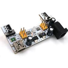 Mini USB MB102 Breadboard Power Supply Module DC7-12V For Arduino Bread Board
