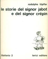 TOPFFER Rodolphe, Le storie del signor Jabot e del signor Crépin