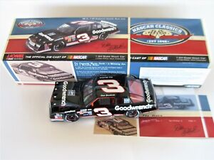 1:24 2011 ACTION DIE-CAST CAR #3 DALE EARNHARDT SR 1989 CHEVY AREOCOUPE 1/6749