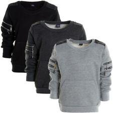 Markenlose Jungen-Pullover & -Strickwaren mit Rundhals Größe 98