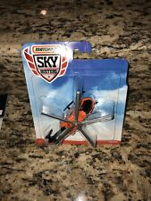Matchbox Skybusters Orange Airblade Helicopter New