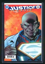 New ListingMisprint/Error Variant Justice League #51 $4.99 Newsstand Dc 8/2016 Nm- Superman