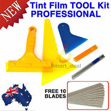 Window Tinting Tendon Tools Kit for Auto Car Squeegee Tint Film Application AU