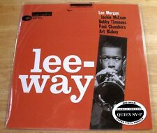 Classic Records Blue Note 4034 Lee Morgan Lee-Way Audiophile 200G LP NEW