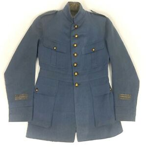 Original WW1 French Army Officers Horizon Blue Tunic