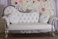 Chaise Lounge/Love Lounge/Chair Covers/CentrePieces FOR EVENT DECOR HIRE!