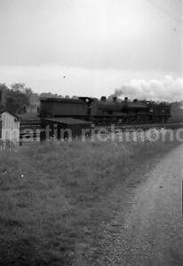 Brooker's Coal Yard Hitchin Light Engines Early 1950's Railway Negative RN110