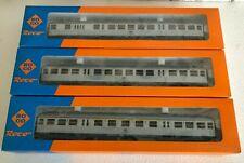 ROCO Silberlinge 4264S, 4265S & 4266S mit OVP