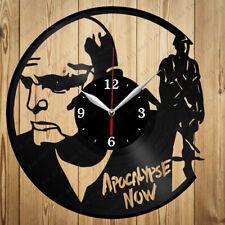 Vinyl Clock Apocalypse Now Handmade Original Gift Art Decor Vinyl Wall Clock