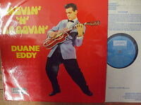 ZGW 105 Duane Eddy - Movin' N' Groovin' - 1970 LP