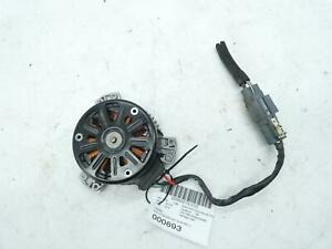 2017 2018 BUICK ENVISION OEM 2.0L LH DRIVER LEFT ELECTRIC COOLING MOTOR ONLY