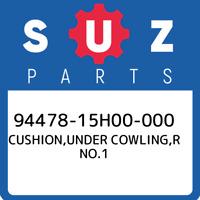 94478-15H00-000 Suzuki Cushion,under cowling,r no.1 9447815H00000, New Genuine O