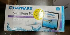 New listing Hayward SwimPure Plus Salt System and Turbo Cell 25 000 Gallons With 15' Cord