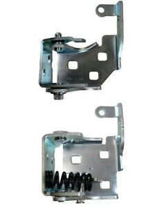 Door Hinge Front Right Passenger Side Lower and Upper for Cadillac Chevrolet GMC