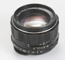 50MM 50/1.4 SUPER-MULTI-COATED TAKUMAR ES-SPECIFIC M42 SCREWMOUNT/175720