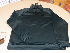 Nike Therma Dri Fit stay warm XL Men's active jacket pullover 836515 teal 346