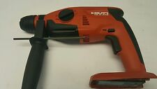 New Hilti TE 2-A18 21.6V Lithium-ion Cordless Rotary SDS Hammer Drill
