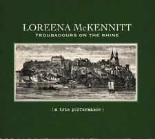 Loreena McKennitt - Troubadours On The Rhine (A Trio Performance) [New CD] UK -