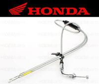 GREY Throttle Cable Set Honda CB175 K3-K7 1969-1973 # CB200, CB200T 1973-1976