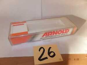 Arnold 4457 Leerverpackung OVP TOP Spur N