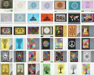 Tapestries Lot 65Pics Mandala Wall Hanging Wholesale Gypsy Cotton Indian Poster