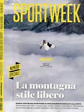 Sport Week 2017 48.Anna Gasser,Marta Bassino,Simone Moro,Fernanda Maciel