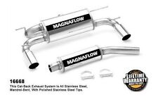 """2006-2014 Mazda Miata/MX5 2.0L Magnaflow 2.5"""" Cat-Back Exhaust 16668"""