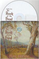MICK HARVEY the book of the dead CD ALBUM PROMO card sleeve