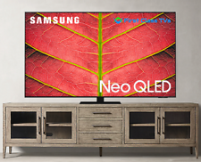 Samsung QN85QN85AA  Neo QLED HDR 4K Smart TV Class QN85A Series (2021 Model)