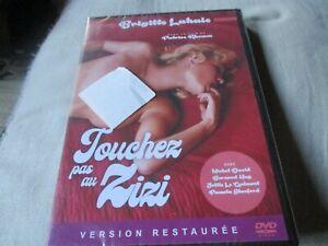 "RARE! DVD NEUF ""TOUCHEZ PAS AU ZI ZI"""