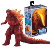 "NECA Burning Godzilla King Of Monster 2019 6"" Action Figure 12"" Long Exclusive K"