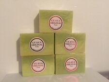 5 x Original Guava Skin Rejuvenation Soap for Acne Scabies Whitening