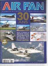 AIR FAN N°360 SPECIAL 30 ANS : F-4 PHANTOM / LES AERONEFS / L'USS ROOSEVELT