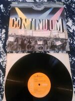 CONTINUUM - S / T LP UK 1ST PRESS RCA STEREO SF 8157 GATEFOLD 2E 4E