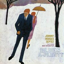 Johnny Hodges - Blues a Plenty [New CD] Bonus Tracks, Rmst