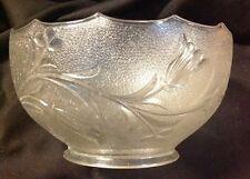 Tulip Art Nouveau Antique Vintage Glass Shade 4 Inch Fitter