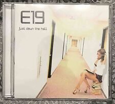 "E19 ""Just Down The Hall"" CD RARE GARY SCHUTT SOTO TAKARA"