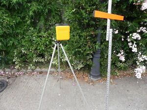 OMI Cowley Automatic Site Level With Stand And Case