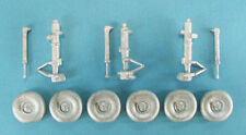 SA 330 Puma Landing Gear for 1/32nd  Scale Revell / Matchbox Models - SAC 32070