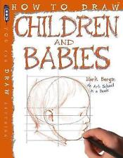 How to Draw Children and Babies-ExLibrary