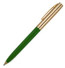 Fisher Space Pen - Green & Brass Cap-O-Matic Ballpoint Pen NEW S251G-GR